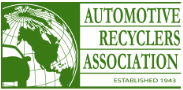 Member of National Automotive Recyclers Association